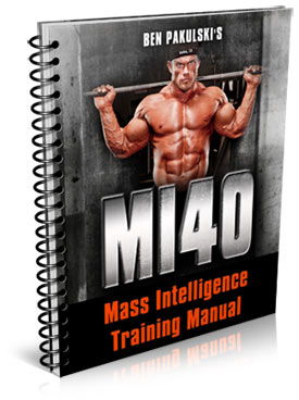 muscle building bodybuilding program