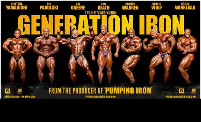 generation iron swesub