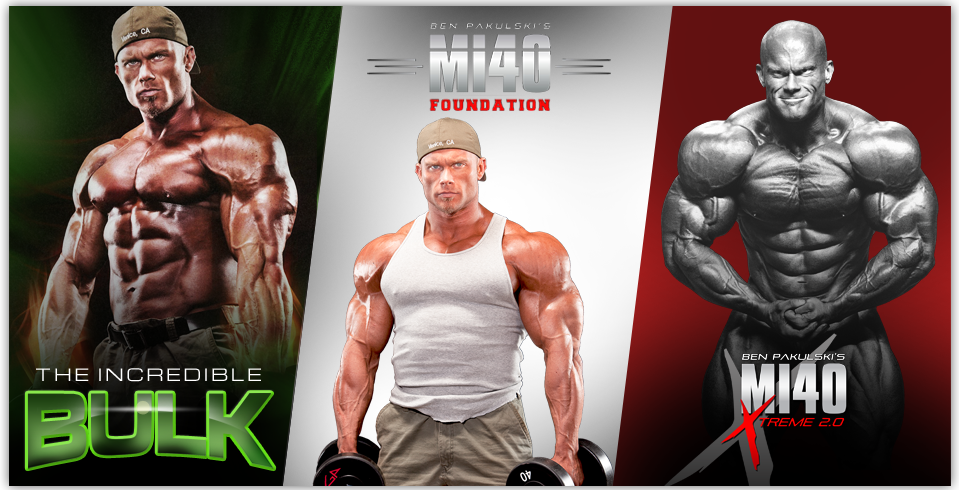 Black Friday Muscle Building Flash Sale