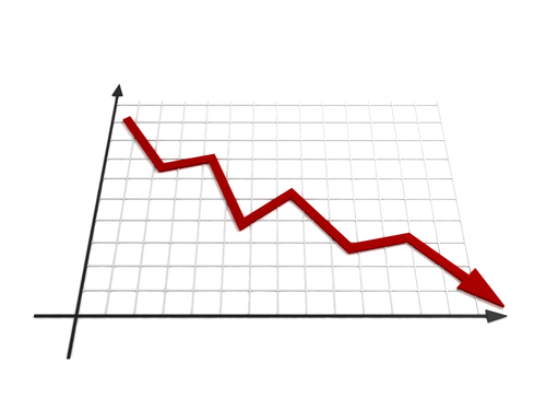 Shutterstock_DownwardGraph