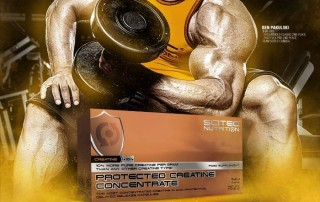 creatine concentrate protected