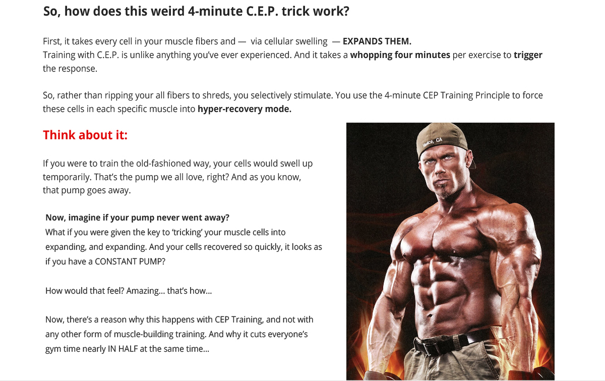 Key nutrition for muscle growth